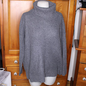 NWT Michael Kors Oversized Turtle Neck Sweater